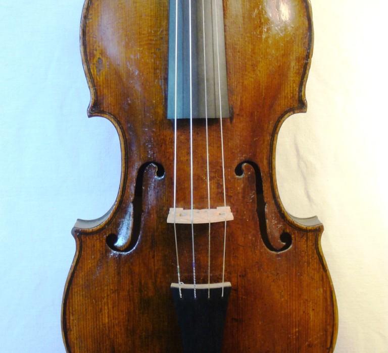 Vogtländische Violine um 1800