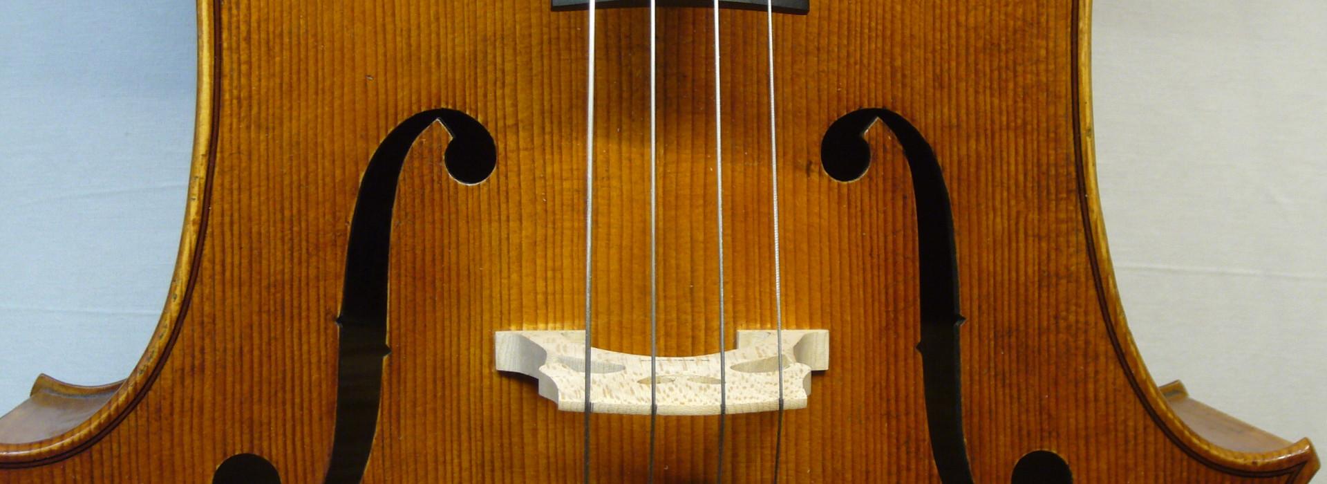 Cello Matthias Bergmann 2016